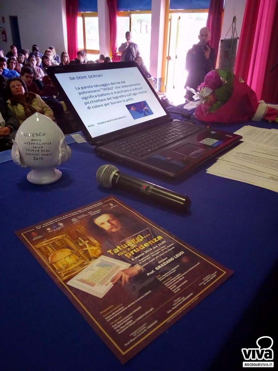 Celebrato l'anno internazionale della tavola periodica degli elementi
