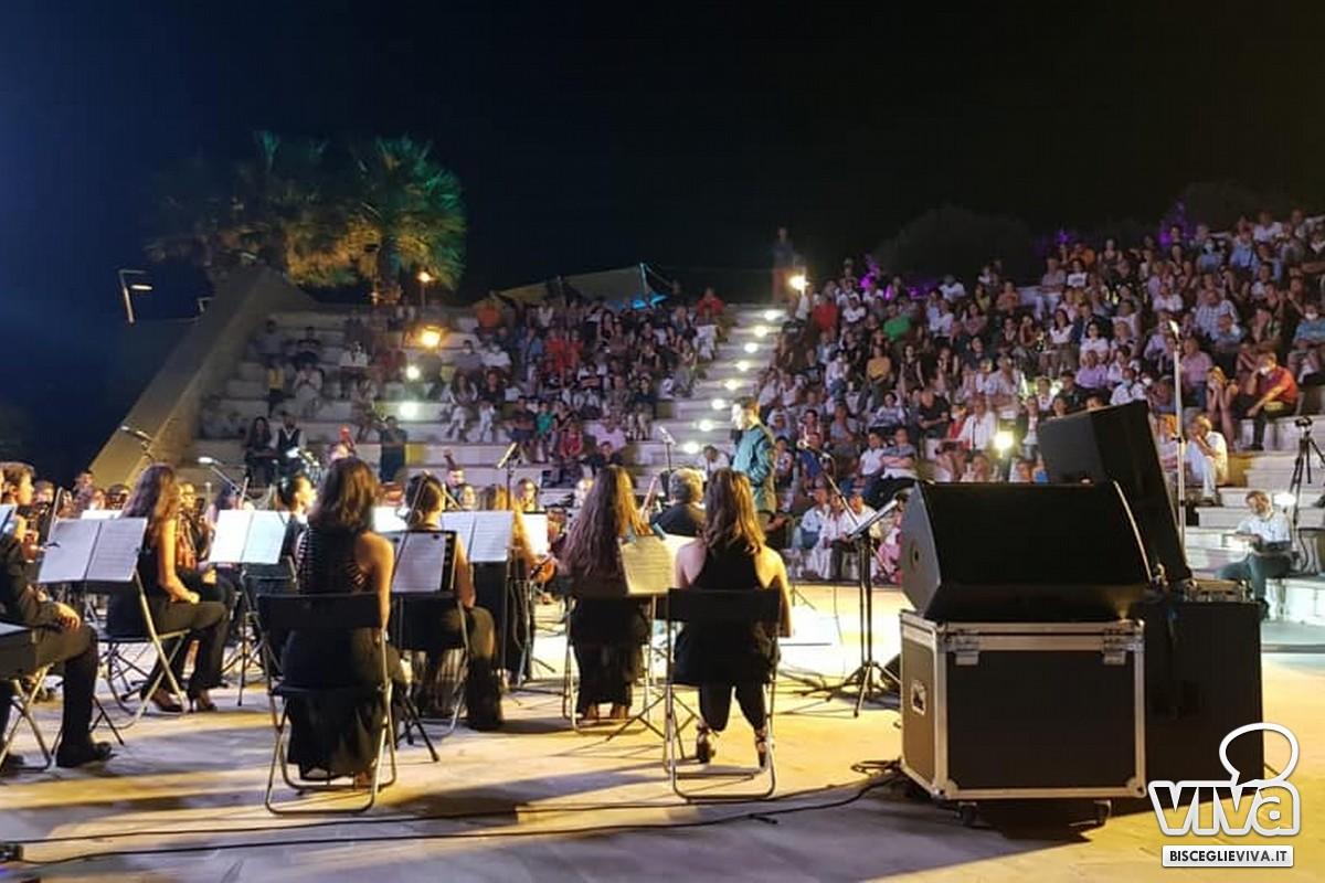 Notte da Oscar al Teatro Mediterraneo di Bisceglie