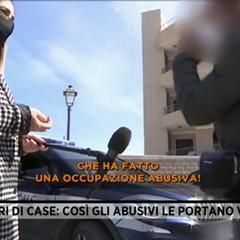 Screenshot della puntata di martedì 23 marzo della trasmissione