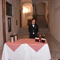 Calici nel Borgo Antico, prima serata