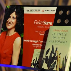 Elvira Serra alle Vecchie Segherie Mastrototaro