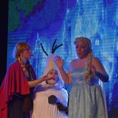 """""""Frozen"""" della Compagnia Fagipamafra"""