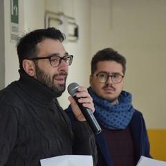 """Festa per Ettore Loconsolo all'istituto """"Dell'Olio"""""""
