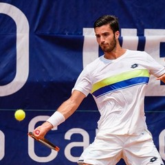 Andrea Pellegrino - Il 20enne biscegliese è entrato stabilmente fra i top 400 del tennis mondiale, diventando protagonista dei tornei Futures e Challenger