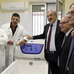 """Taglio del nastro per il nuovo reparto di geriatria al """"Vittorio Emanuele II"""""""