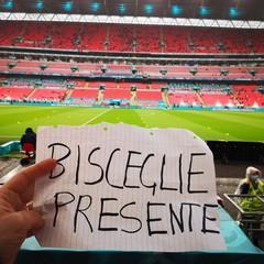 Biscegliese a Wembley