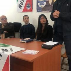Caio Mussolini a Bisceglie