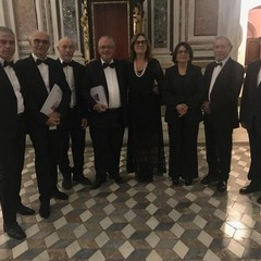 Concerto per la pace del Club UNESCO Bisceglie a Napoli