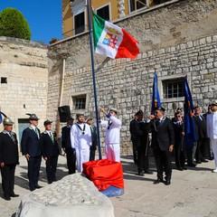 L'omaggio di Bisceglie ai Caduti della Corazzata Roma