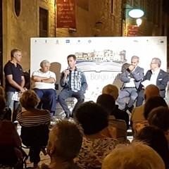 """""""Cronache dal Porto di Bisceglie"""" a Libri nel Borgo antico 2018"""