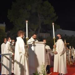 Solenne pontificale della Madonna Addolorata