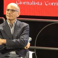 Enrico Letta a Bisceglie