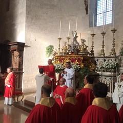 Messa solenne e processione dei Santi patroni di Bisceglie