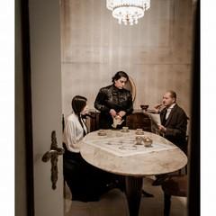 """Gianluigi Belsito """"modello"""" per una mostra in Germania"""