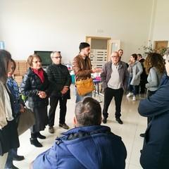 Giornata internazionale della disabilità, sindaco e amministratori in visita nei centri di assistenza