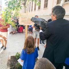Il sindaco Angarano alla scuola De Amicis