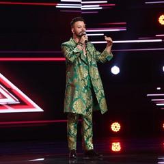 Andiel conquista il pubblico di X Factor Romania