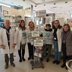 Raccolta del farmaco a Bisceglie