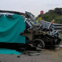 Tragico incidente sull'A14 in Molise