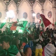 L'Italia trionfa agli Europei, tripudio per le strade di Bisceglie