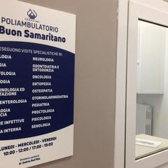 """Poliambulatorio """"Il buon Samaritano"""""""