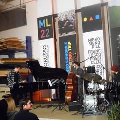 Mirko Signorile Trio trip in concerto per Lorusso Cucine & Design
