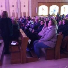 """L'iniziativa """"Veni domine Gesù"""" nella parrocchia di Misericordia"""