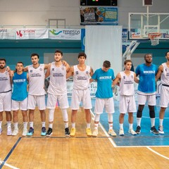 Supercoppa, Lions Bisceglie-Giulianova