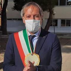 Apertura dell'anno scolastico 2021-2022 nel plesso Carrara Reddito di Bisceglie
