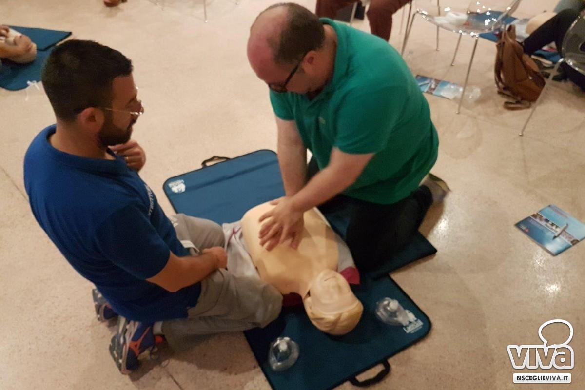 Corso defibrillatori