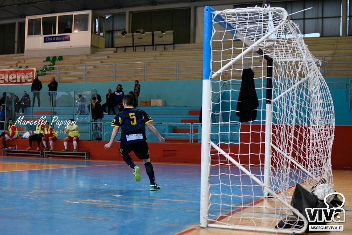 Futsal Bisceglie-Marigliano