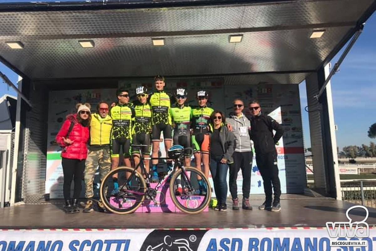 Team Eurobike al completo