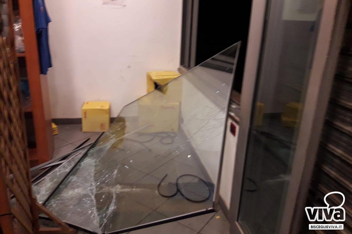 Metronotte Bisceglie costringono ladri alla fuga