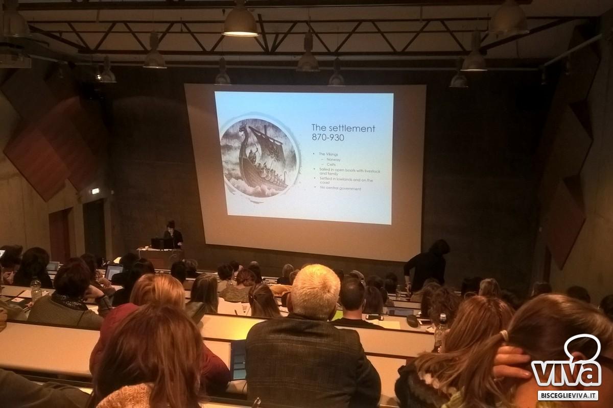 """Formazione in Islanda per lo staff della """"Riccardo Monterisi"""""""