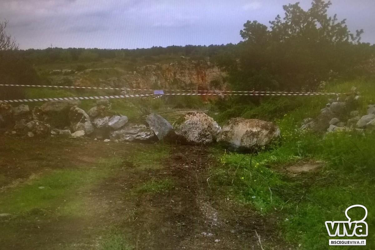 La Polizia Locale sequestra una cava di rifiuti dismessa