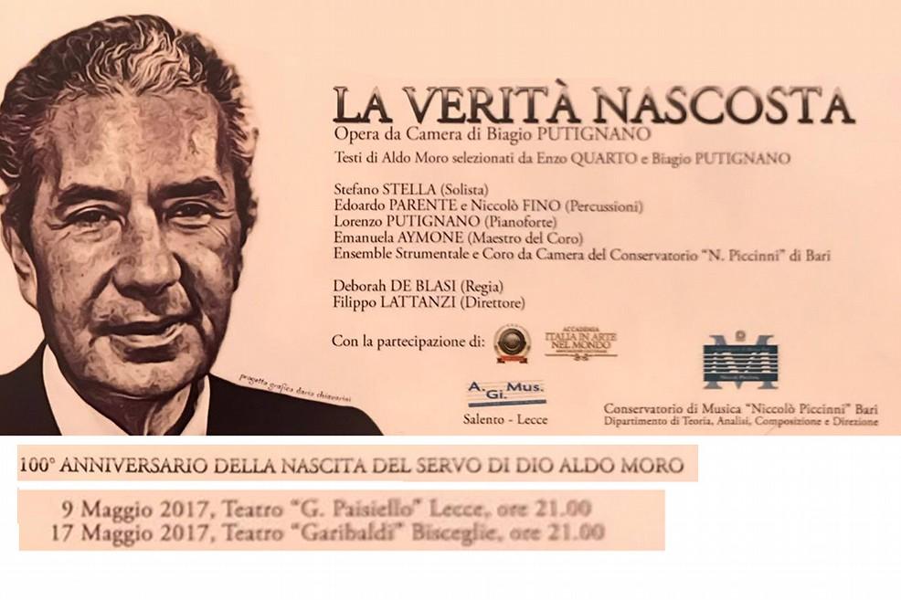 Spettacolo Aldo Moro