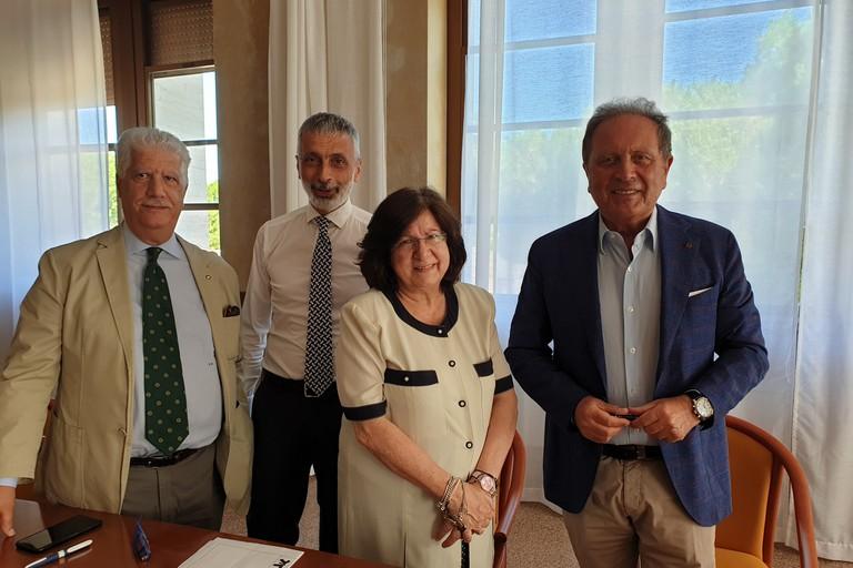Protocollo di collaborazione Universo Salute-Alzheimer Bari