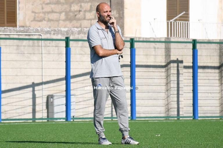 Mister Luigi Di Simone. <span>Foto Marcello Papagni</span>