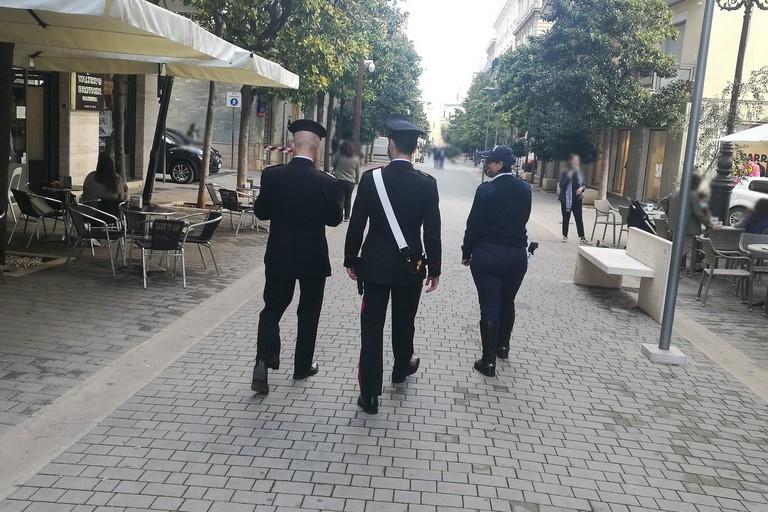 Polizia Locale e Carabinieri in azione
