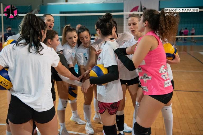 Star Volley Bisceglie. <span>Foto Marcello Papagni</span>