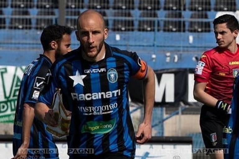 Giusto Priola. <span>Foto Marcello Papagni</span>