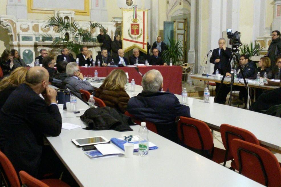 Consiglio Comunale Bisceglie