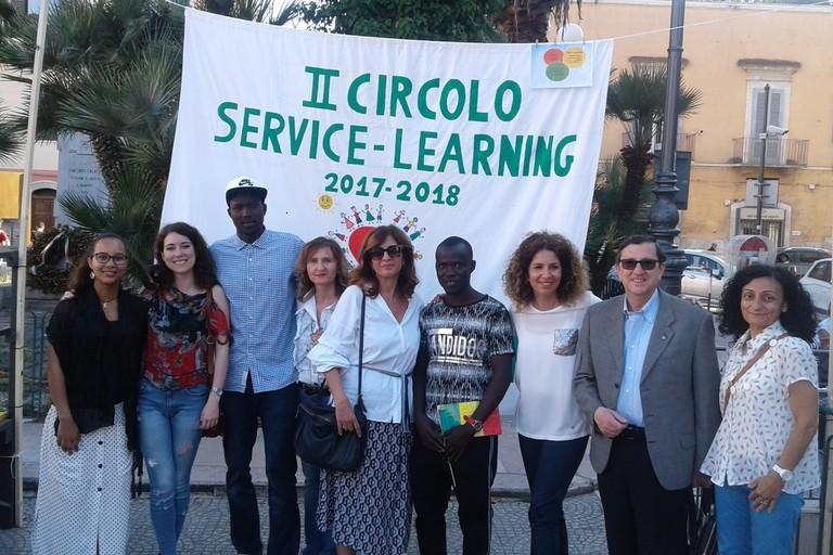 Terminato con grande successo il progetto Service Learning del secondo circolo