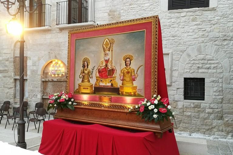 Sacra immagine dei Santi Martiri protettori di Bisceglie
