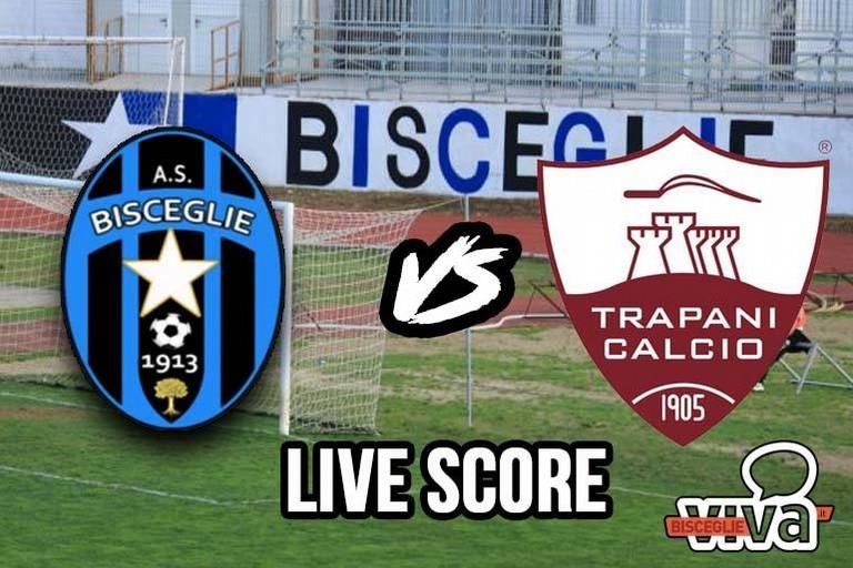 Calcio Serie C: Bisceglie-Trapani in tempo reale (Foto Cristina Scarasciullo)