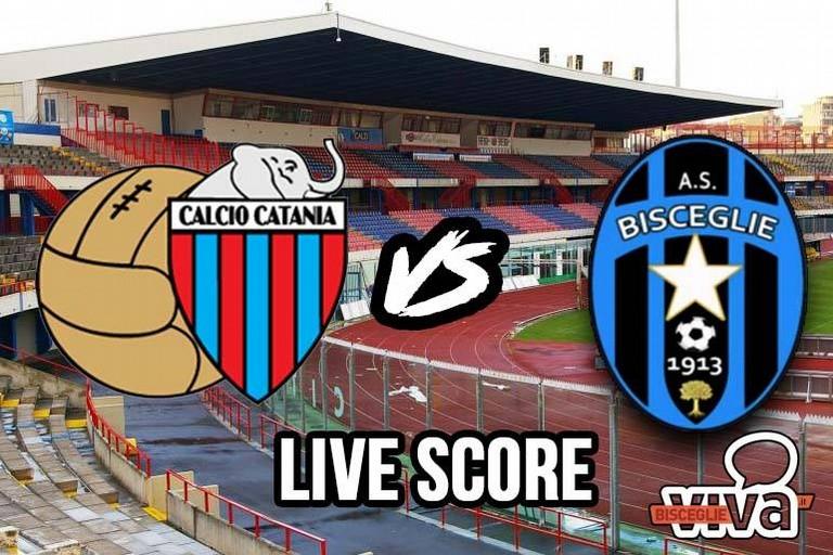 Calcio: Serie C, Catania-Bisceglie in tempo reale. <span>Foto Cristina Scarasciullo</span>