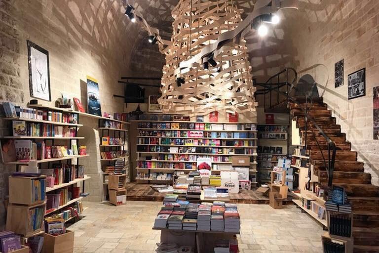 libreria vecchie segherie