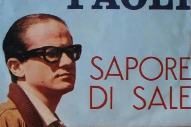 La copertina di Sapore di sale