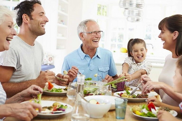 salute a tavola - sana alimentazione