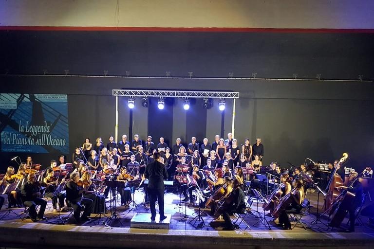 Orchestra Biagio Abbate diretta dal maestro Benedetto Grillo